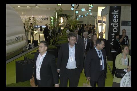 Delegates at Think